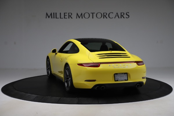 Used 2013 Porsche 911 Carrera 4S for sale $74,900 at Bentley Greenwich in Greenwich CT 06830 5