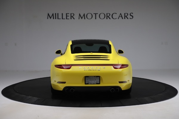 Used 2013 Porsche 911 Carrera 4S for sale $74,900 at Bentley Greenwich in Greenwich CT 06830 6