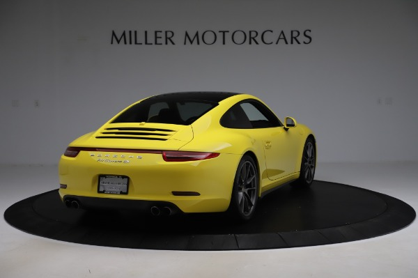 Used 2013 Porsche 911 Carrera 4S for sale $74,900 at Bentley Greenwich in Greenwich CT 06830 7