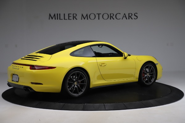 Used 2013 Porsche 911 Carrera 4S for sale $74,900 at Bentley Greenwich in Greenwich CT 06830 8