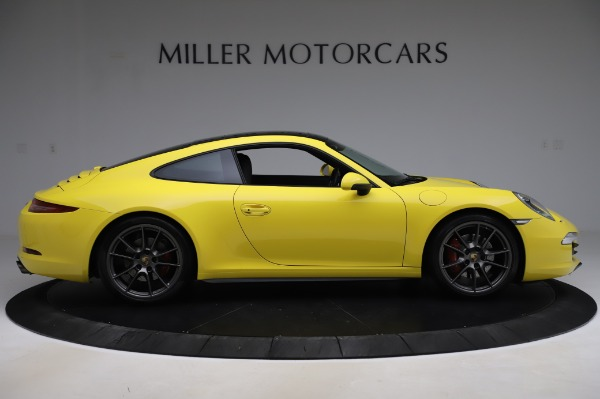 Used 2013 Porsche 911 Carrera 4S for sale $74,900 at Bentley Greenwich in Greenwich CT 06830 9