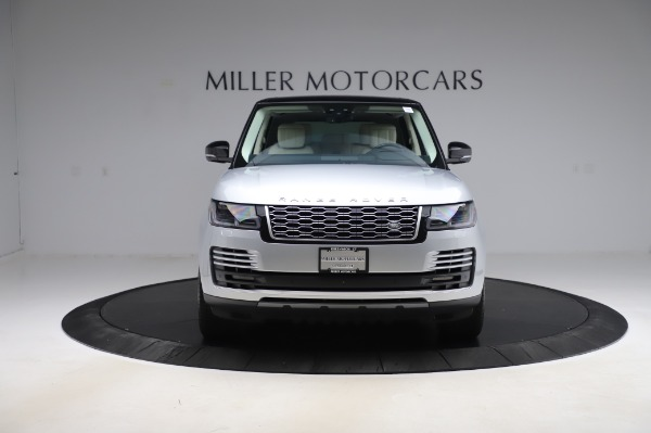 Used 2019 Land Rover Range Rover Supercharged LWB for sale Sold at Bentley Greenwich in Greenwich CT 06830 12