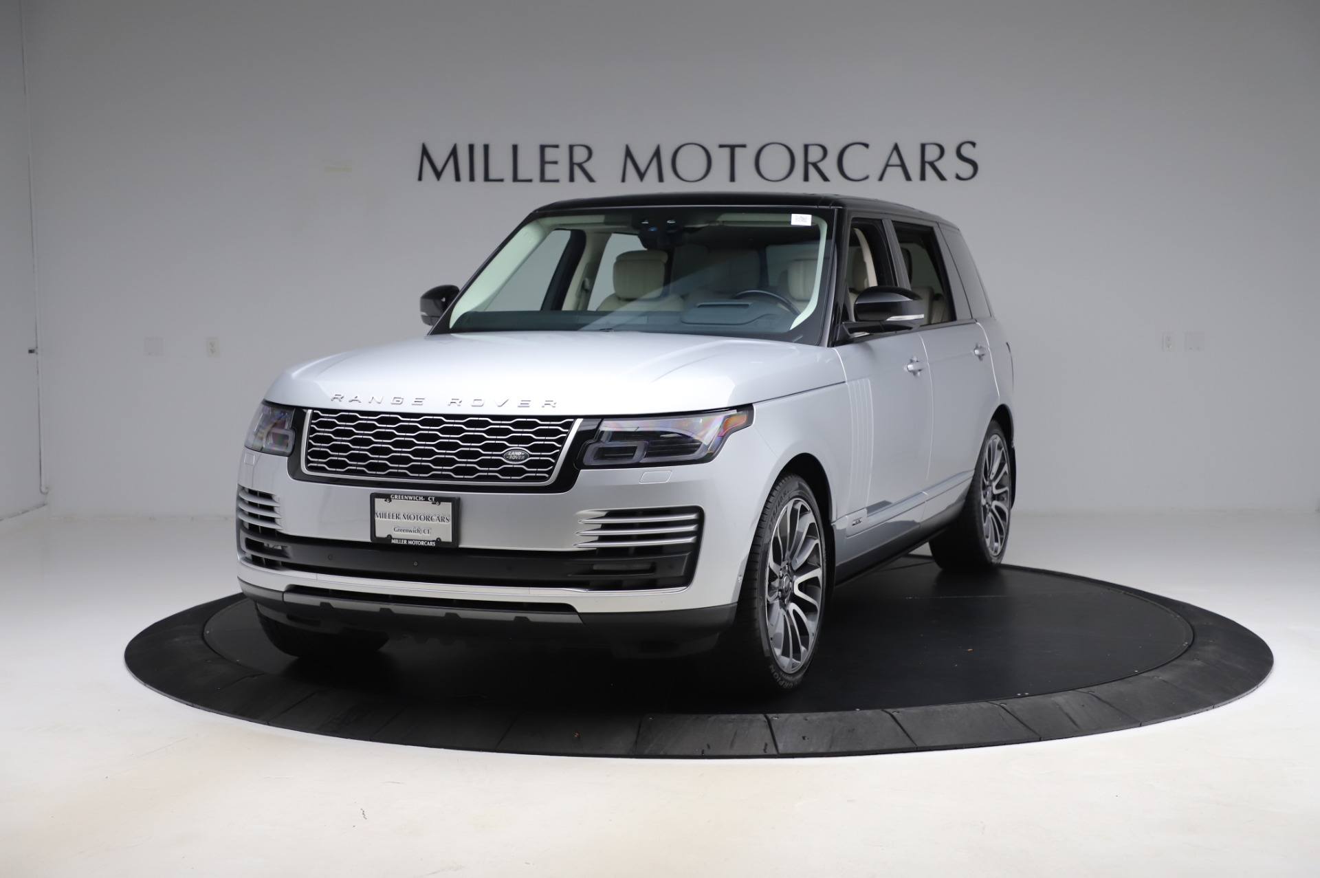 Used 2019 Land Rover Range Rover Supercharged LWB for sale Sold at Bentley Greenwich in Greenwich CT 06830 1