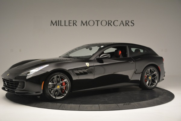 Used 2018 Ferrari GTC4Lusso T for sale $199,900 at Bentley Greenwich in Greenwich CT 06830 2