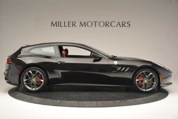 Used 2018 Ferrari GTC4Lusso T for sale $199,900 at Bentley Greenwich in Greenwich CT 06830 9
