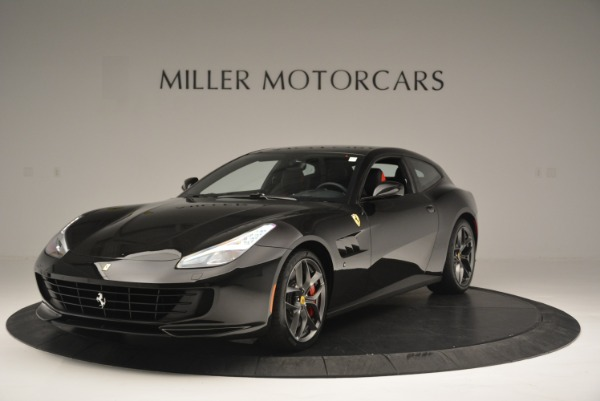 Used 2018 Ferrari GTC4Lusso T for sale $199,900 at Bentley Greenwich in Greenwich CT 06830 1