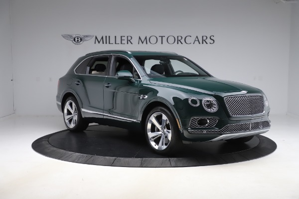 Used 2020 Bentley Bentayga V8 for sale Sold at Bentley Greenwich in Greenwich CT 06830 11
