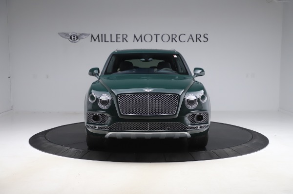 Used 2020 Bentley Bentayga V8 for sale Sold at Bentley Greenwich in Greenwich CT 06830 12
