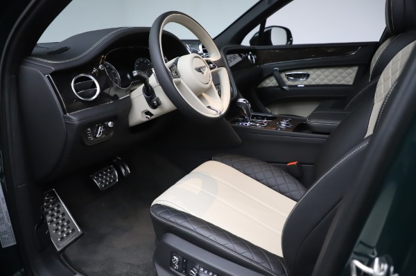 Used 2020 Bentley Bentayga V8 for sale Sold at Bentley Greenwich in Greenwich CT 06830 16