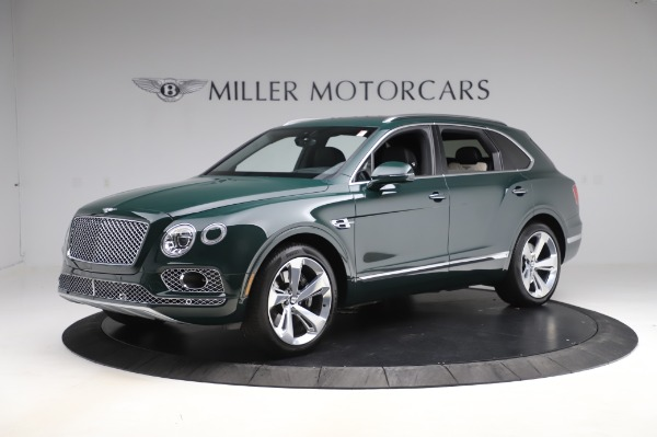 New 2020 Bentley Bentayga V8 for sale $189,900 at Bentley Greenwich in Greenwich CT 06830 2