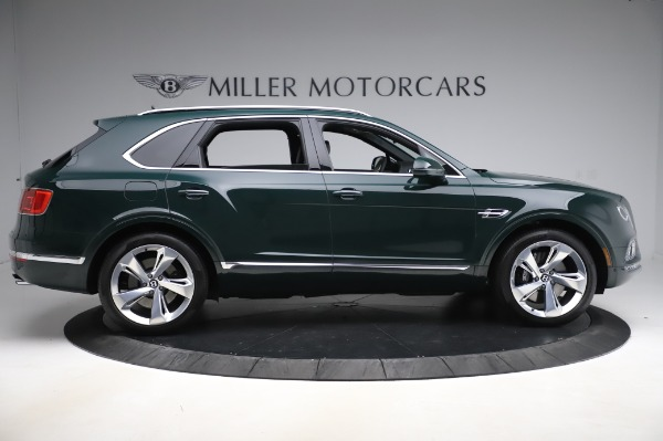 Used 2020 Bentley Bentayga V8 for sale Sold at Bentley Greenwich in Greenwich CT 06830 9