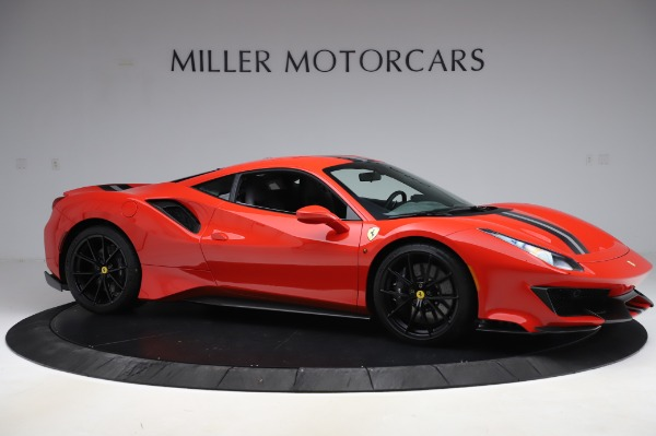 Used 2020 Ferrari 488 Pista for sale $439,900 at Bentley Greenwich in Greenwich CT 06830 10