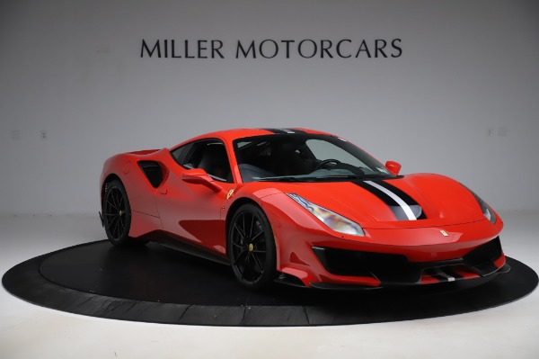 Used 2020 Ferrari 488 Pista for sale $439,900 at Bentley Greenwich in Greenwich CT 06830 11