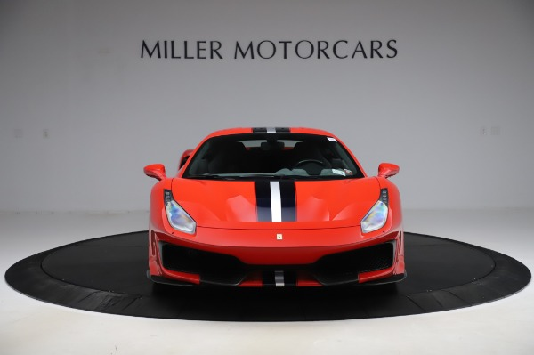 Used 2020 Ferrari 488 Pista for sale $439,900 at Bentley Greenwich in Greenwich CT 06830 12