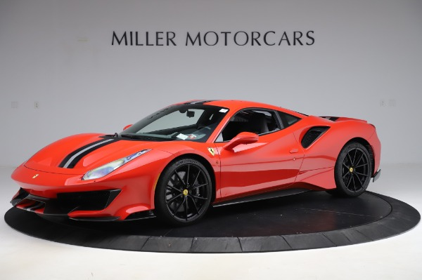 Used 2020 Ferrari 488 Pista for sale $439,900 at Bentley Greenwich in Greenwich CT 06830 2