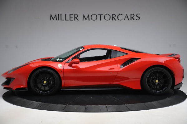 Used 2020 Ferrari 488 Pista for sale $439,900 at Bentley Greenwich in Greenwich CT 06830 3