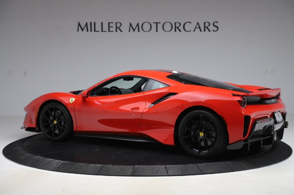Used 2020 Ferrari 488 Pista for sale $439,900 at Bentley Greenwich in Greenwich CT 06830 4