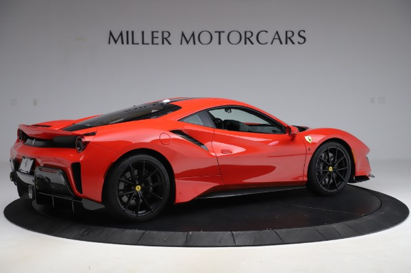 Used 2020 Ferrari 488 Pista for sale $439,900 at Bentley Greenwich in Greenwich CT 06830 8