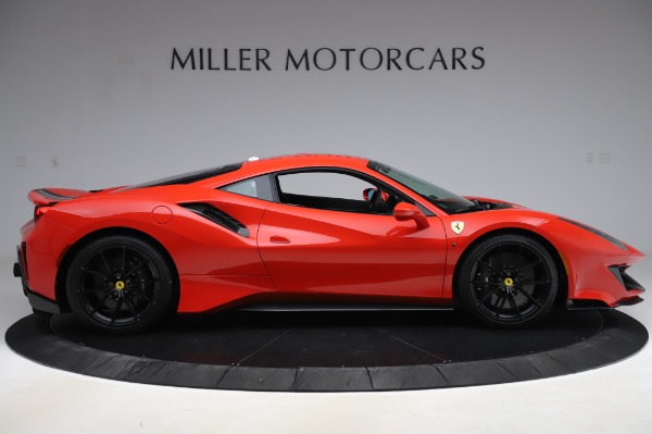 Used 2020 Ferrari 488 Pista for sale $439,900 at Bentley Greenwich in Greenwich CT 06830 9