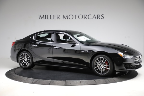 New 2020 Maserati Ghibli S Q4 for sale Sold at Bentley Greenwich in Greenwich CT 06830 10
