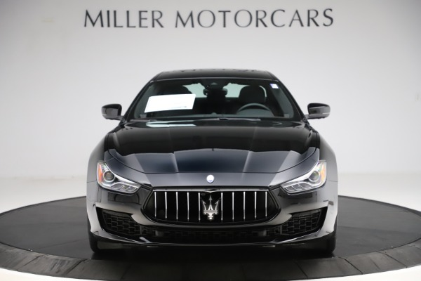 New 2020 Maserati Ghibli S Q4 for sale Sold at Bentley Greenwich in Greenwich CT 06830 12