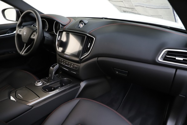 New 2020 Maserati Ghibli S Q4 for sale Sold at Bentley Greenwich in Greenwich CT 06830 24