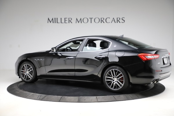 New 2020 Maserati Ghibli S Q4 for sale Sold at Bentley Greenwich in Greenwich CT 06830 4