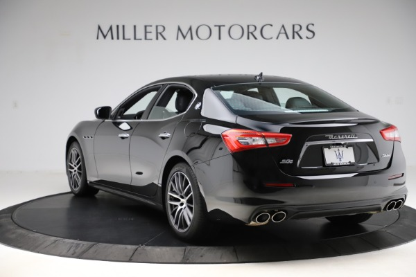 New 2020 Maserati Ghibli S Q4 for sale Sold at Bentley Greenwich in Greenwich CT 06830 5