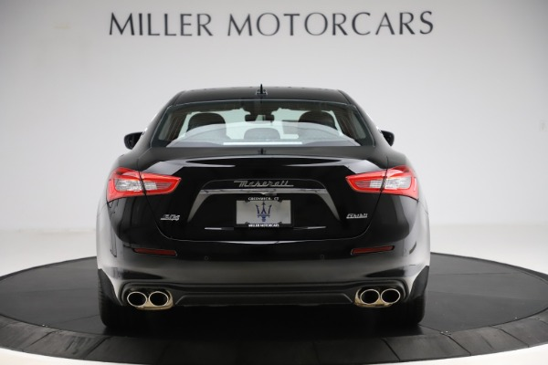New 2020 Maserati Ghibli S Q4 for sale Sold at Bentley Greenwich in Greenwich CT 06830 6