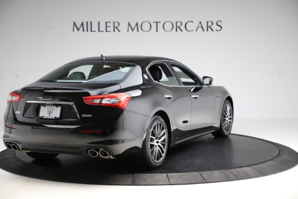 New 2020 Maserati Ghibli S Q4 for sale Sold at Bentley Greenwich in Greenwich CT 06830 7