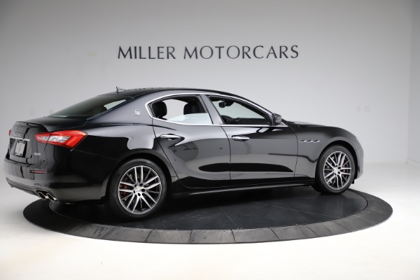 New 2020 Maserati Ghibli S Q4 for sale Sold at Bentley Greenwich in Greenwich CT 06830 8