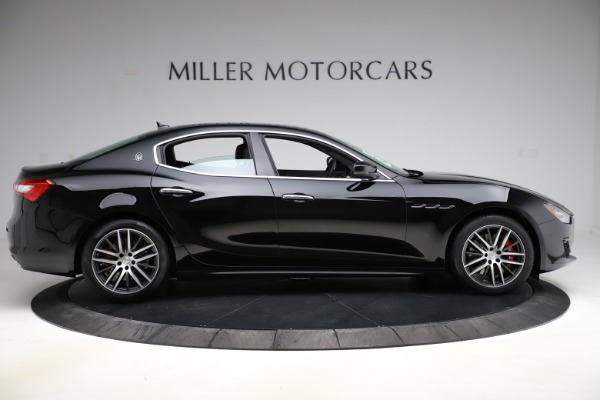 New 2020 Maserati Ghibli S Q4 for sale Sold at Bentley Greenwich in Greenwich CT 06830 9
