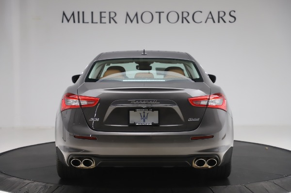 New 2020 Maserati Ghibli S Q4 for sale $83,785 at Bentley Greenwich in Greenwich CT 06830 6