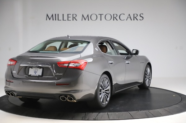 New 2020 Maserati Ghibli S Q4 for sale $83,785 at Bentley Greenwich in Greenwich CT 06830 7