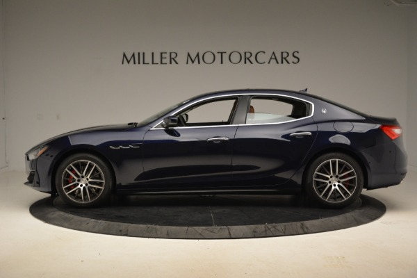 New 2020 Maserati Ghibli S Q4 for sale $87,835 at Bentley Greenwich in Greenwich CT 06830 3