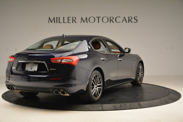 New 2020 Maserati Ghibli S Q4 for sale $87,835 at Bentley Greenwich in Greenwich CT 06830 7