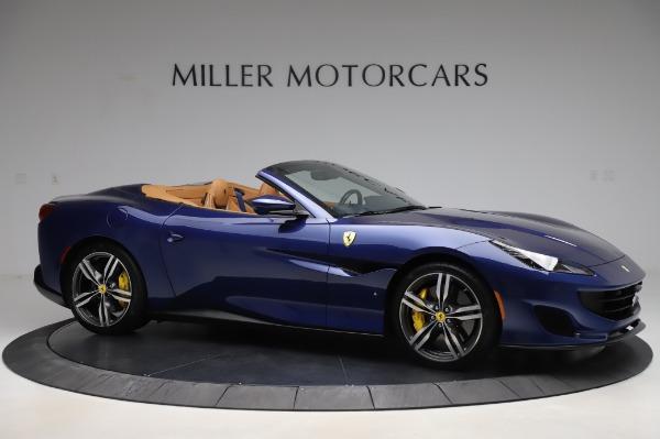 Used 2019 Ferrari Portofino for sale $225,900 at Bentley Greenwich in Greenwich CT 06830 10