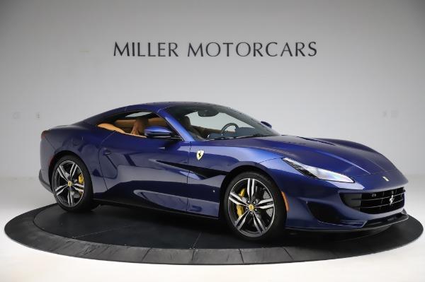Used 2019 Ferrari Portofino for sale Sold at Bentley Greenwich in Greenwich CT 06830 18