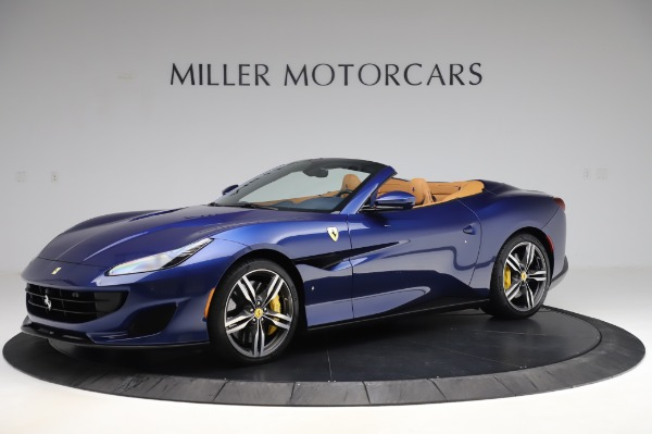 Used 2019 Ferrari Portofino for sale Sold at Bentley Greenwich in Greenwich CT 06830 2
