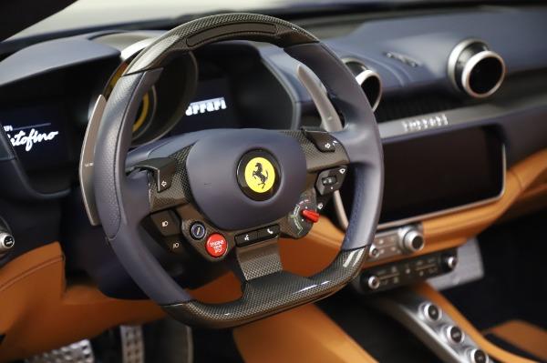 Used 2019 Ferrari Portofino for sale $225,900 at Bentley Greenwich in Greenwich CT 06830 27