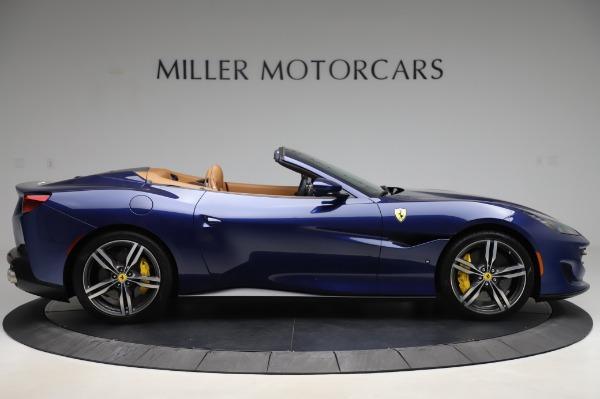 Used 2019 Ferrari Portofino for sale Sold at Bentley Greenwich in Greenwich CT 06830 9