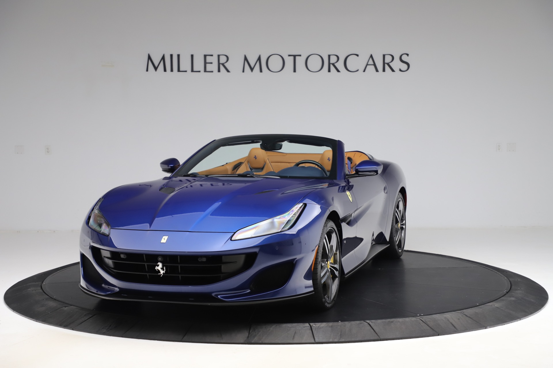 Used 2019 Ferrari Portofino for sale $225,900 at Bentley Greenwich in Greenwich CT 06830 1