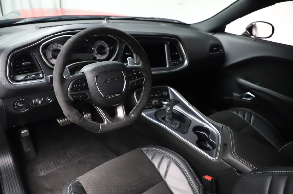Used 2018 Dodge Challenger SRT Demon for sale Call for price at Bentley Greenwich in Greenwich CT 06830 13