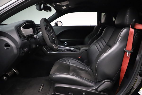 Used 2018 Dodge Challenger SRT Demon for sale Call for price at Bentley Greenwich in Greenwich CT 06830 14