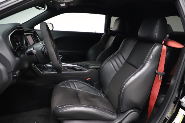 Used 2018 Dodge Challenger SRT Demon for sale Call for price at Bentley Greenwich in Greenwich CT 06830 15