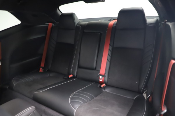 Used 2018 Dodge Challenger SRT Demon for sale Call for price at Bentley Greenwich in Greenwich CT 06830 17