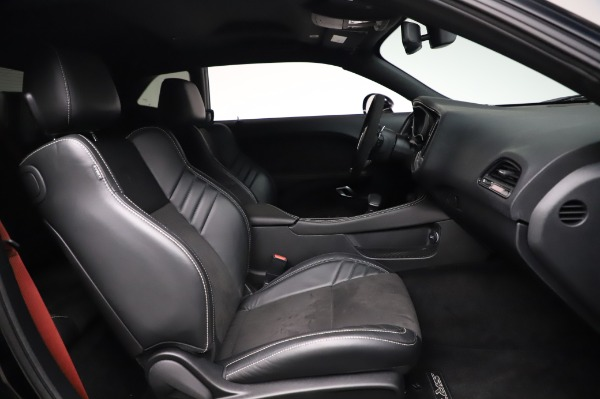 Used 2018 Dodge Challenger SRT Demon for sale Call for price at Bentley Greenwich in Greenwich CT 06830 19
