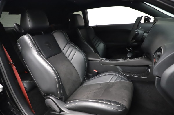 Used 2018 Dodge Challenger SRT Demon for sale Call for price at Bentley Greenwich in Greenwich CT 06830 20