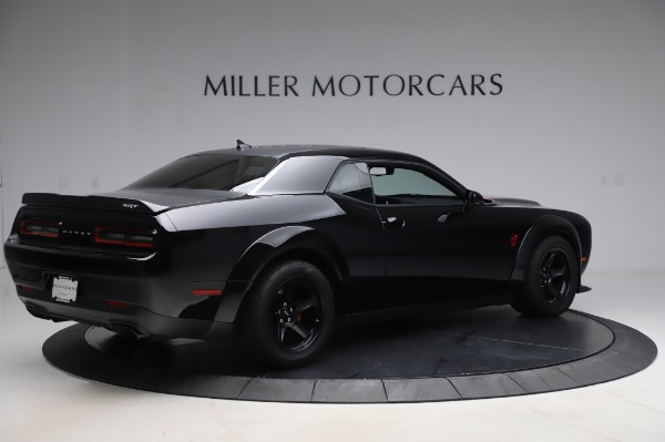 Used 2018 Dodge Challenger SRT Demon for sale Call for price at Bentley Greenwich in Greenwich CT 06830 8