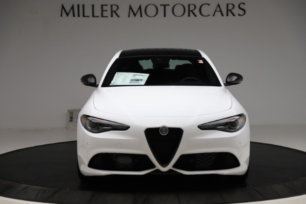 New 2020 Alfa Romeo Giulia Sport Q4 for sale $45,345 at Bentley Greenwich in Greenwich CT 06830 12